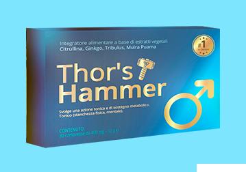 thor's hammer購入